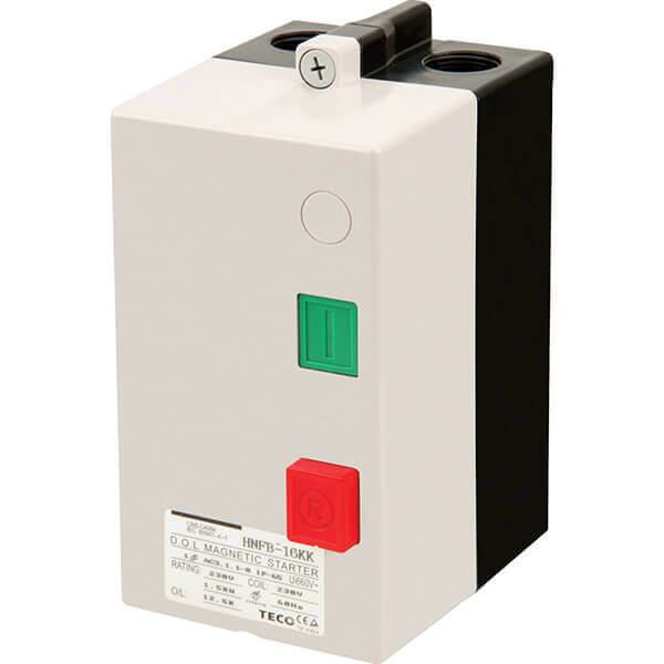 Shop Fox 220V Single Phase Magnetic ON / OFF Switch D4138