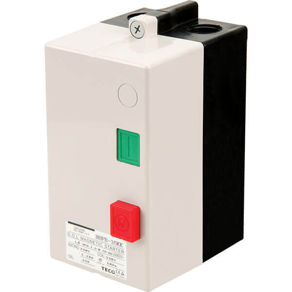 Shop Fox 220V Single Phase Magnetic Switch 3 HP D4153