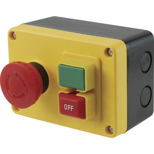 Shop Fox 110v ON / OFF Magnetic Electrical Switch D4155