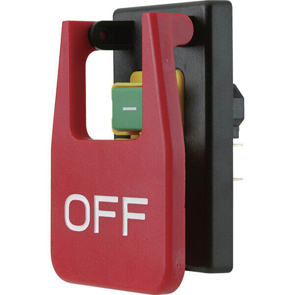 Woodstock Paddle Switch On / Off 220v 2 HP Electric D4159