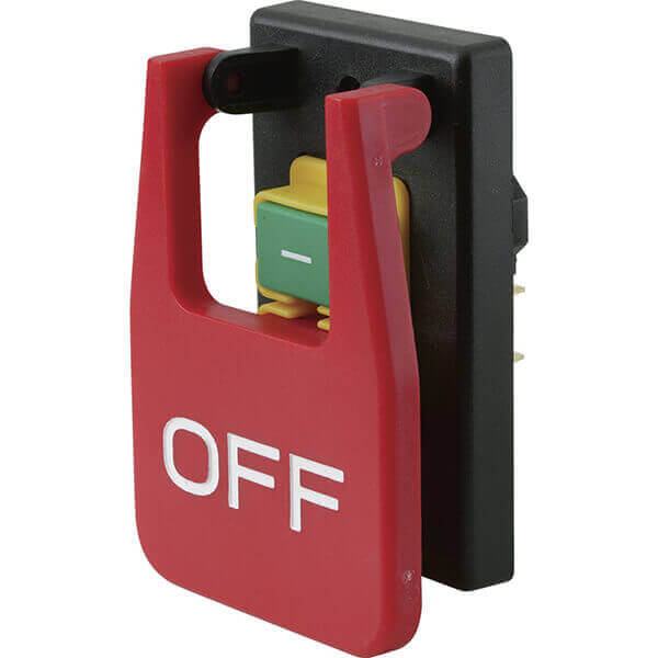 Woodstock Paddle Electrical Switch ON / OFF 110V 1/2 HP D4160