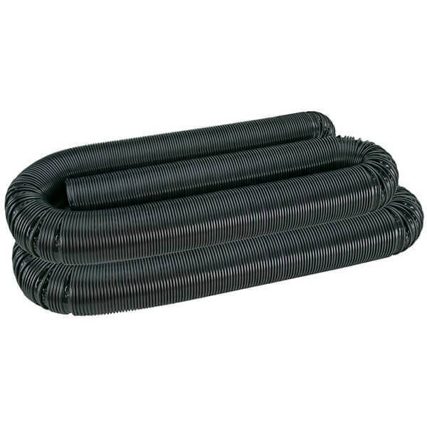 Steelex Dust Collection Hose 4 Inch x 50 Foot Black D4199