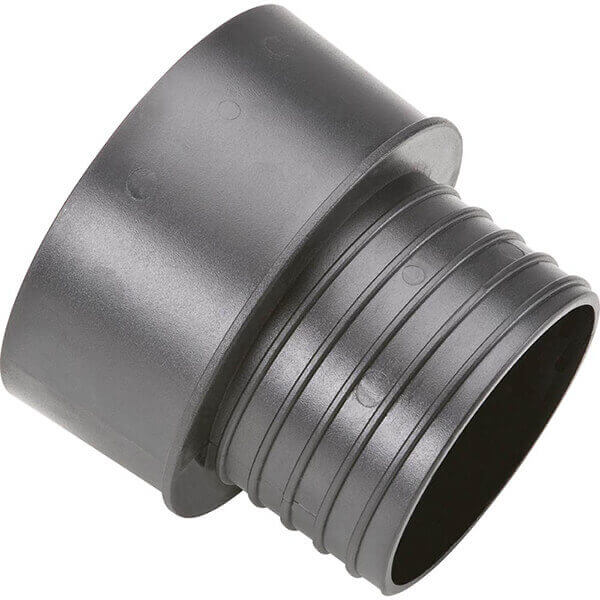 Woodstock 5 x 4 Inch Dust Collection Hose Quick Coupler D4233