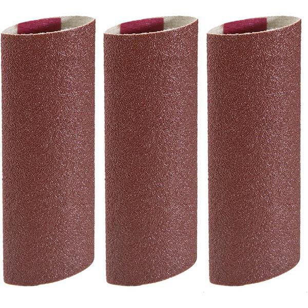 "Soft Sanding Sleeve 1-1/8"" Dia. X 4"" A220 3 Pack Woodstock D4627"