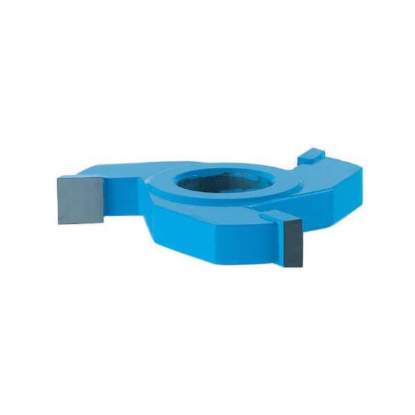 Roman Carbide 1/2 Inch Rabbeting 3/4 Inch Bore Shaper Cutter DC2032