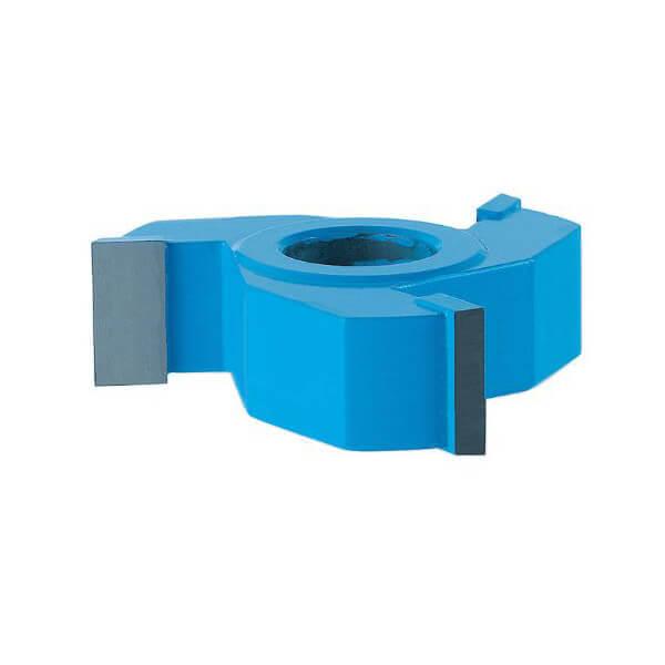 Roman Carbide 1 Inch Rabbeting 3/4 Inch Bore Shaper Cutter DC2034