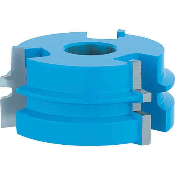 Roman Carbide Reversible Glue Joint 3/4 Inch Bore Shaper Cutter DC2041