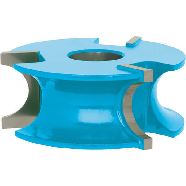 Roman Carbide Shaper Cutter 3/4 Inch Bead 3/4 Inch Bore DC2055