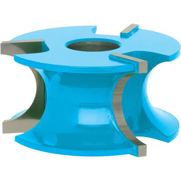 Roman Carbide Shaper Cutter 1 Inch Bead 3/4 Inch Bore DC2056