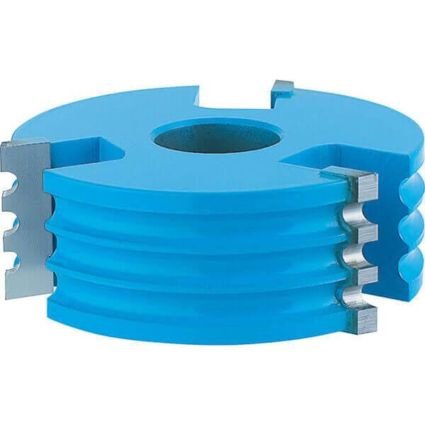 Roman Carbide Triple Bead Shaper Cutter 3/4 Inch Bore DC2095