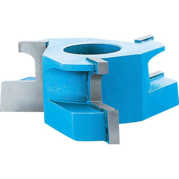 Roman Carbide Corner Round Rabbet Shaper Cutter 3/4 Inch Bore DC2115