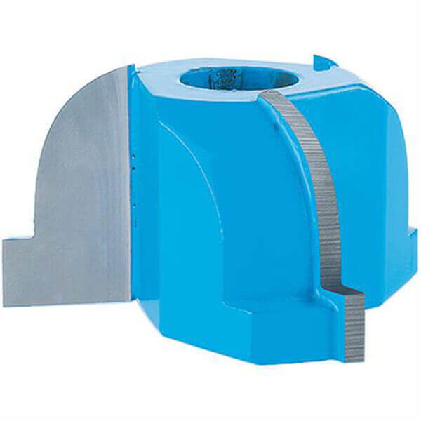 Roman Carbide 2 Inch Cove Moulding Shaper Cutter 3-1/2 Dia. DC2202