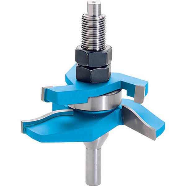 Roman Carbide Undercutter for Panel Shaper Cutters 3/4 Inch DC2300