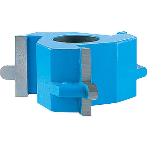 Roman Carbide Groove Cut Flooring Shaper Cutter 3/4 Inch Bore DC2305