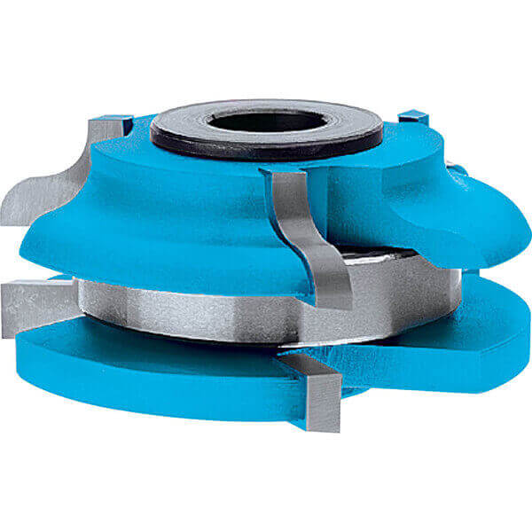 Roman Carbide Reversible Stile and Rail Ogee Shaper Cutter DC2317