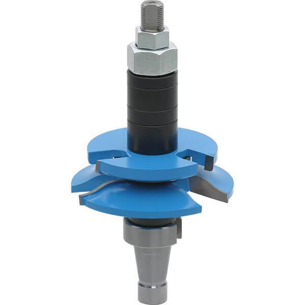 Roman Carbide Undercutter Panel Shaper Cutter 1-1/4 Inch Bore DC2325