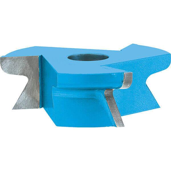 Roman Carbide Door Lip Back Bevel Shaper Cutter 3/4 Inch Bore DC2327