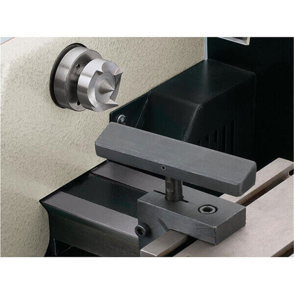 Shop Fox Wood Tool Rest and Center For M1015 Lathe M1027