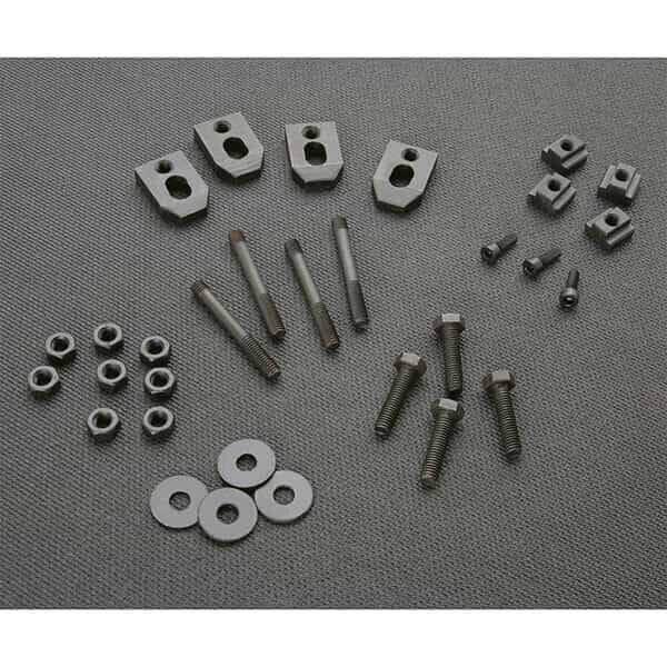 Shop Fox Clamping Kit For Mini Lathe Face Plate M1032