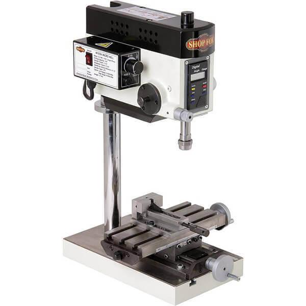 Shop Fox Micro Milling Machine M1036