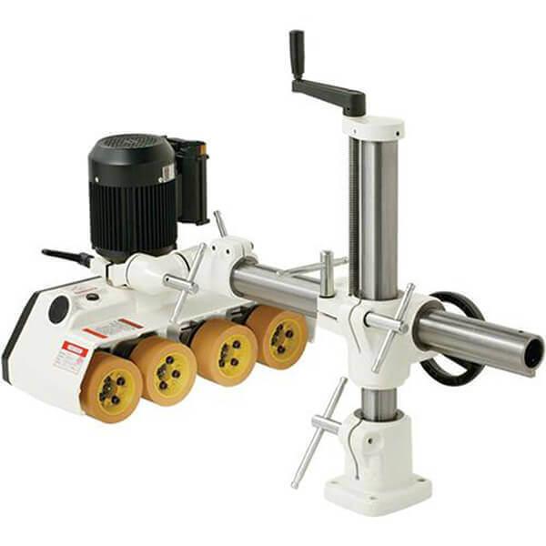 Shop Fox 1 HP 4 Roller / 4 Speed Power Feeder W1768