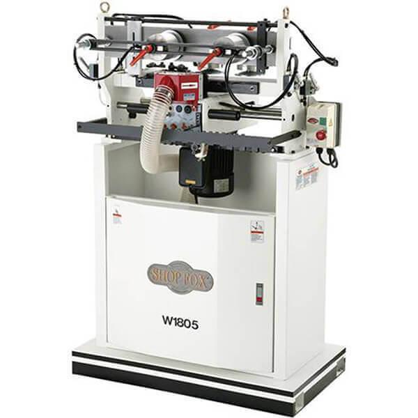 Shop Fox 16-1/2 Inch Dovetail Machine W1805