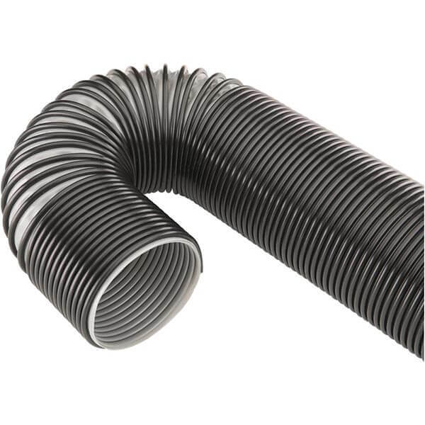 """Dust Collection Air Hose Clear 4"""" x 10' Woodstock W2031"""