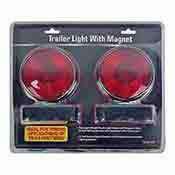 Magnetic 12V Trailer Light Towing Hauling Kit