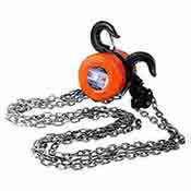 5 Ton 75 Inch Chain Hoist Lift Winch Heavy Duty Manual Load
