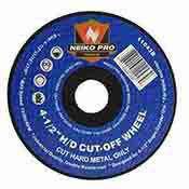 """Neiko Pro 4-1/2"""" x 1/16"""" Heavy Duty Cut-Off Wheels Hard Metal"""