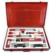 Tooluxe 7 piece Auto Body Hydraulic Frame Repair Stretcher Kit