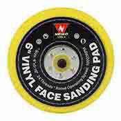 "Neiko Tools USA 6"" Vinyl Face Sanding Pad"