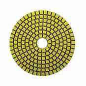 "3"" 8500 grit Premium Wet Diamond Polishing Pad Disc"