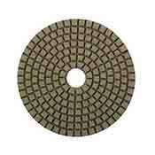 Diamond Polishing Pads 5 inch for Granite Marble Stone Wet 100 grit