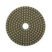 Diamond Polishing Pads 5 inch for Granite Marble Stone Wet 400 grit