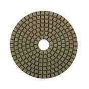Diamond Polishing Pads 5 inch for Granite Marble Stone Wet 80 grit