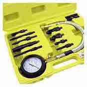 Automotive Diesel Engine Compression Tester Testing Kit