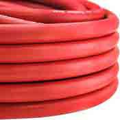 Red Rubber Air Hose 43433