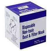 Dust Mask Respirator 50 Pack