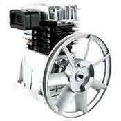 Air Compressor Pump Twin Piston Aluminum for 2 HP Compressors