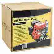 2.5 HP Gas Trash Water Pump 72028