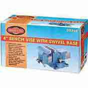 Shop Fox Bench Vise with Swivel Base D3248