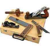 Carpenter Tools Kit Woodworking Plane Square Gauge 5 Pc Set D4063