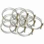 "Steelex Wire Hose Clamp 2-1/2"" D4348"