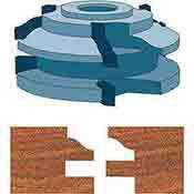 Roman Carbide Reversible Roman Ogee DC2314