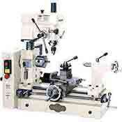 Shop Fox Small Combo Lathe Mill M1018