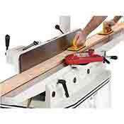 Shop Fox Jointer with Adjustable Beds W1741