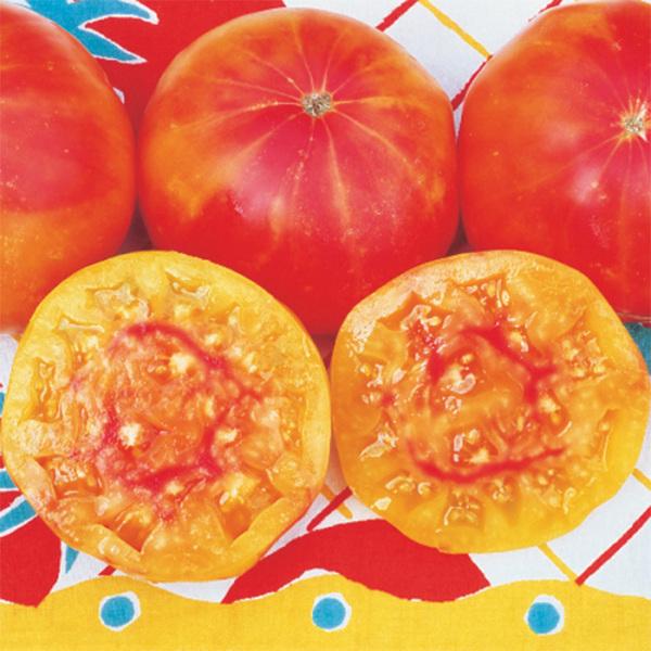 Pineapple Tomato Seeds Heirloom Variety 30 Organically Grown