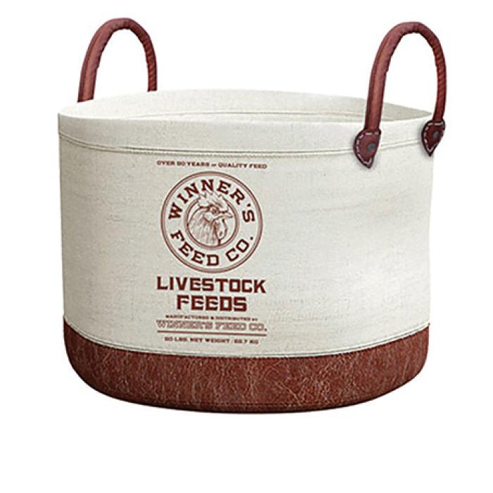 Rooster Vintage Grow Bag