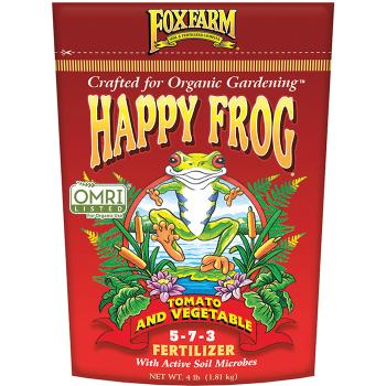 Happy Frog Tomato & Vegetable Fertilizer